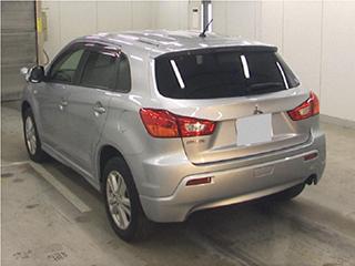 2010 Mitsubishi RVR M 4WD