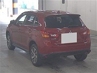 2016 Mitsubishi RVR G 4WD