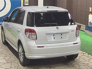 2012 Suzuki SX4 1.5G