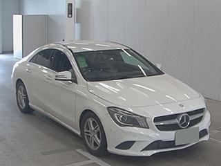 2013 Mercedes Benz CLA180 Coupe