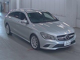 2016 Mercedes Benz CLA250 Shooting Brake