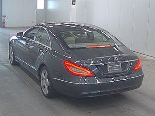 2012 Mercedes Benz CLS350 Blue Efficiency