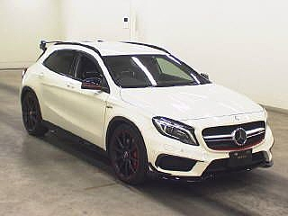 2015 Mercedes Benz GLA45 AMG Edition 1