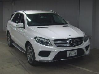 2016 Mercedes Benz GLE350 AMG Sports Package