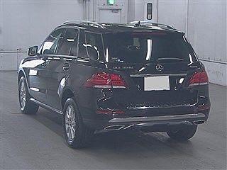 2017 Mercedes Benz GLE350