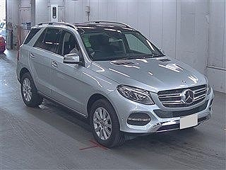 2017 Mercedes Benz GLE350