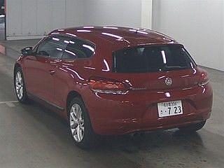 2011 Volkswagen Scirocco TSi