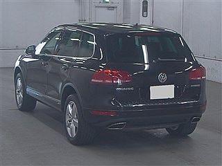 2011 Volkswagen Touareg 4WD Hybrid