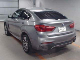 2015 BMW X6 xDrive 50i M-Sport AWD