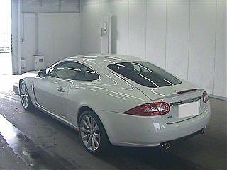 2011 Jaguar XK Luxury Coupe
