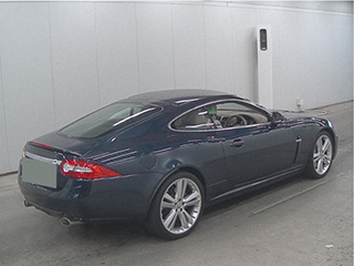 2011 Jaguar XK Portfolio Coupe
