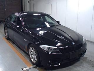 2011 BMW 550i M-Sport