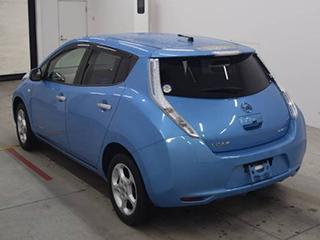2012 Nissan Leaf G