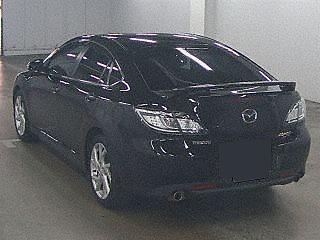 2011 Mazda Atenza 25Z