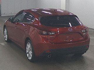 2015 Mazda Axela Sport 20S L-Package