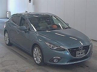 2015 Mazda Axela Sport Touring 20S L-Package