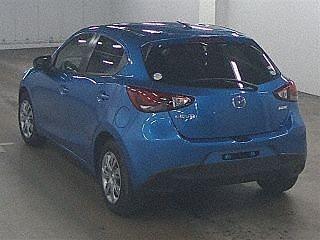 2015 Mazda Demio 13S