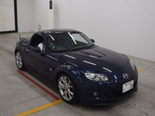 2013 Mazda MX-5 Roadster RS RHT