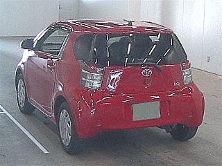 2009 Toyota IQ 130G