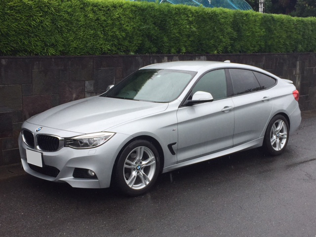 Buy a car in Japan BMW 320i Gran Turismo