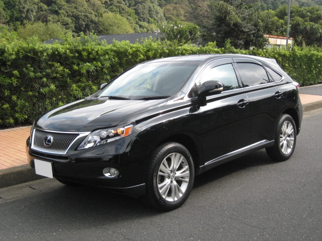 Buy a car in Japan Lexus 450h