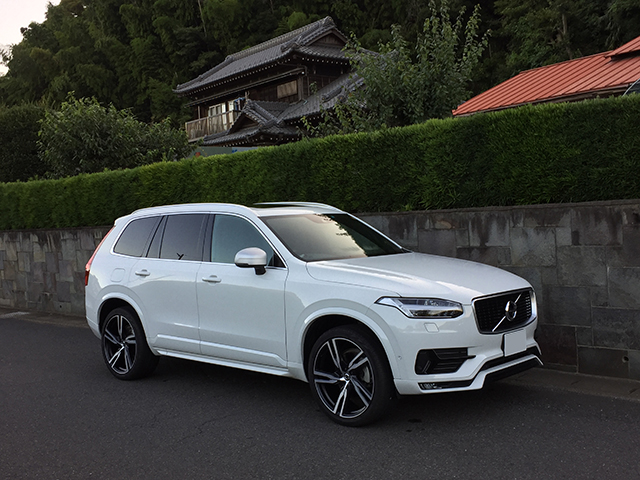 Buy a car in Japan Volvo XC90