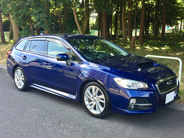 Sell my car in Japan Subaru Levorg 2.0GT