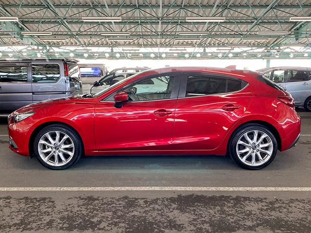 Mazda Axela Sport Scott Hamer