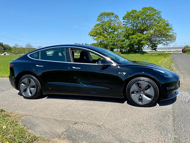 Sell my car in Japan Tesla Model 3