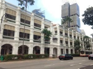 ラッフルズホテル/Raffles Hotel。おされ・・・