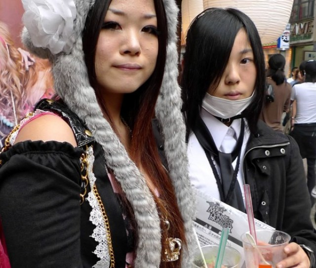 Street Fashion Dallas Lesbian Lez Style Geek Tokyo Fashion