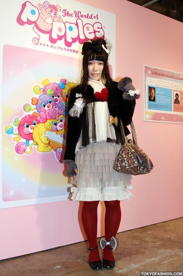6%DOKIDOKI Style Girl in Tokyo