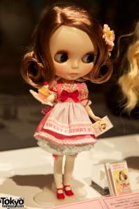 Blythe Dolls in Japan