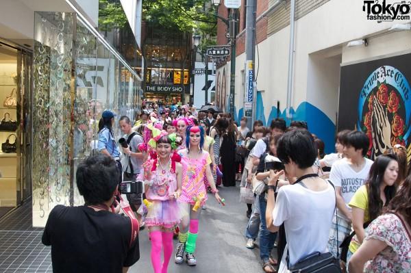 6%DokiDoki in Harajuku
