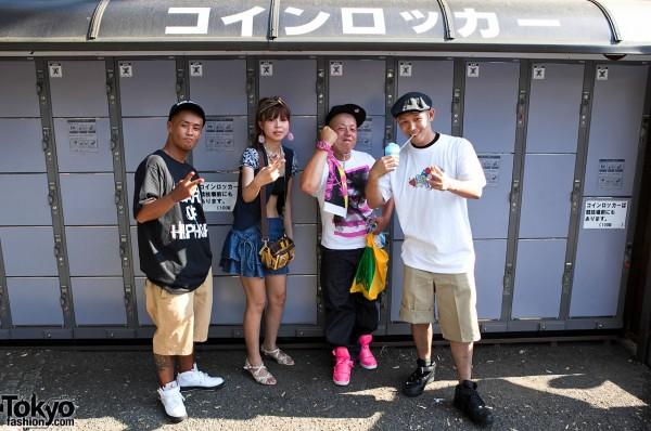 B-Boy Park Fashion