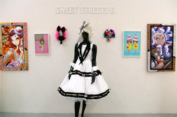 6%DokiDoki x Sweet Streets