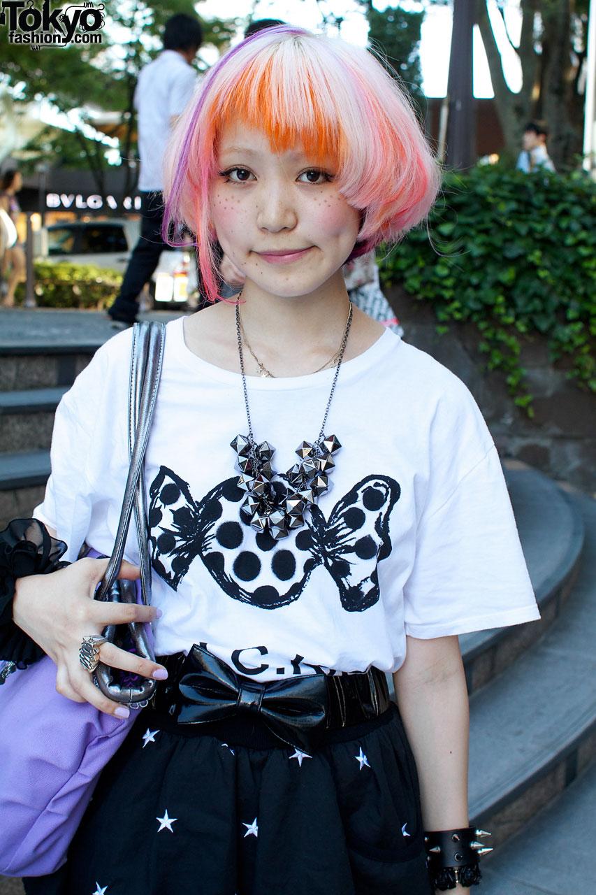 Pastel Hair Color Milk Boy Monomania Amp Anna Sui