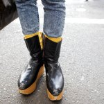 Vivienne Westwood Hat Rocking Horse Boots