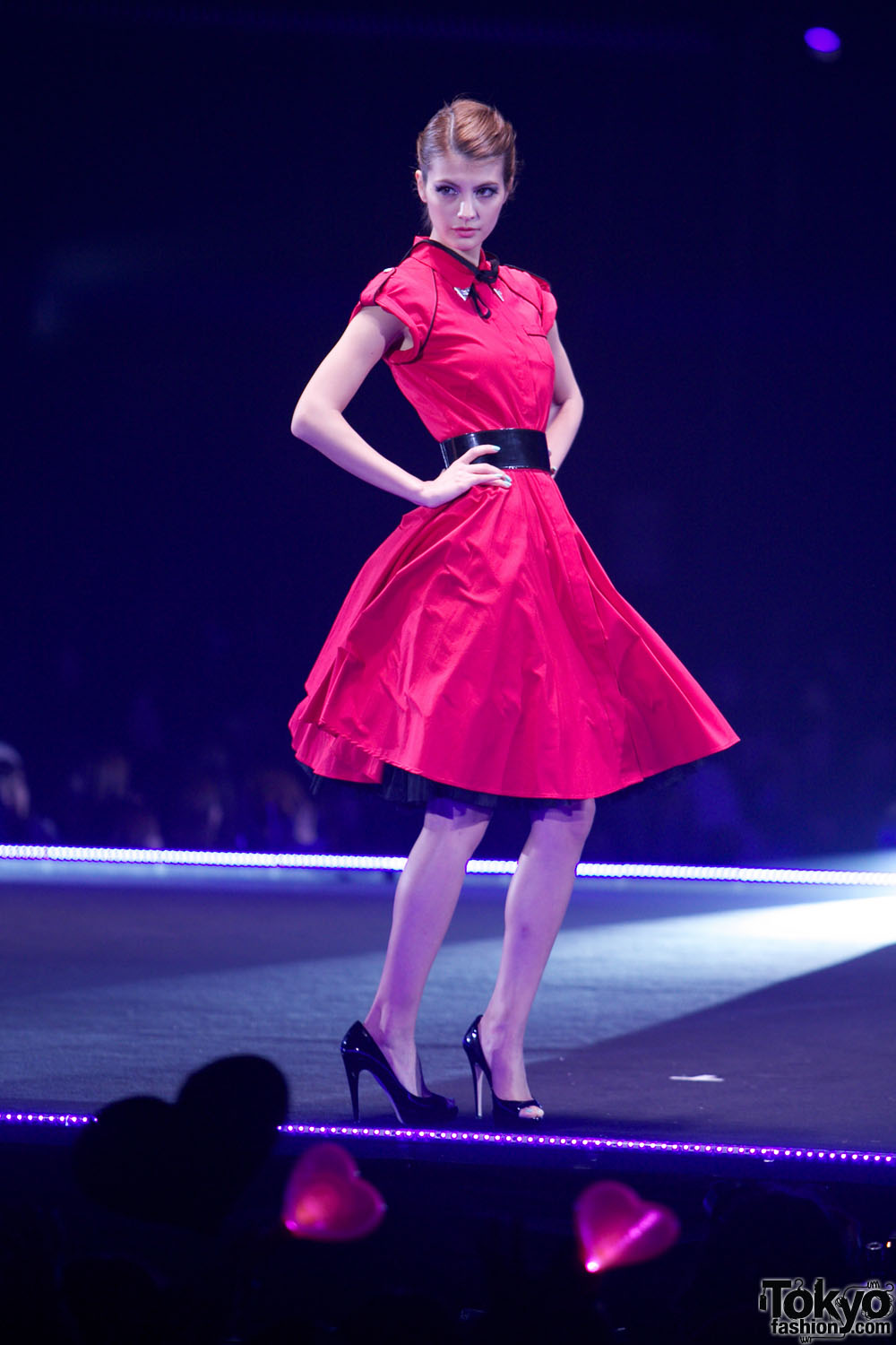 Tokyo Girls Collection 2012 SS Fashion Show Pictures