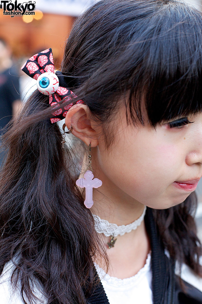 Eyeball Bow Tokyo Fashion News