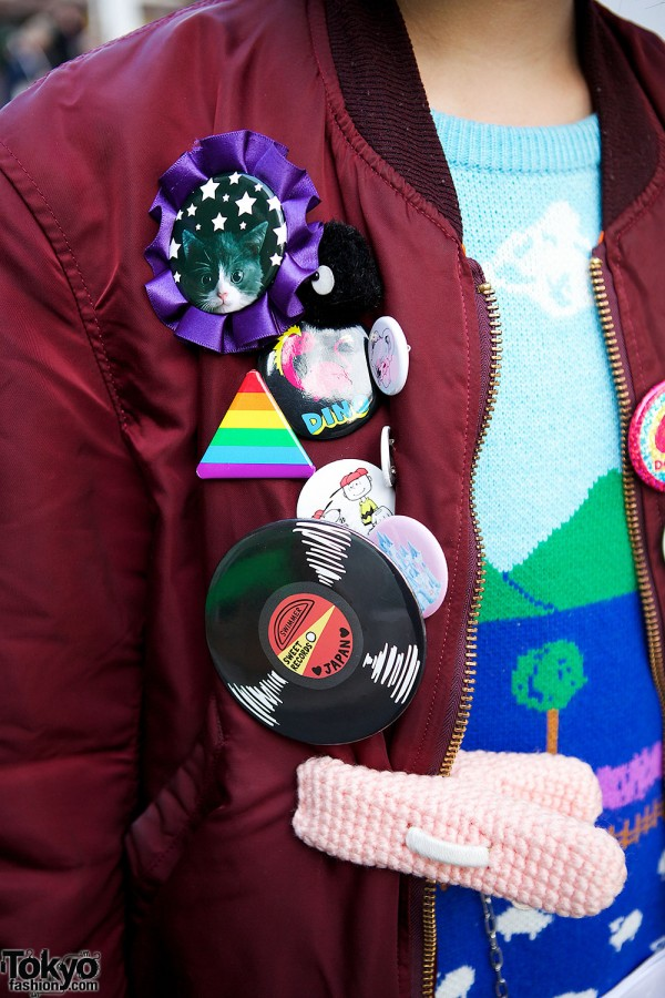 Pins & Badges