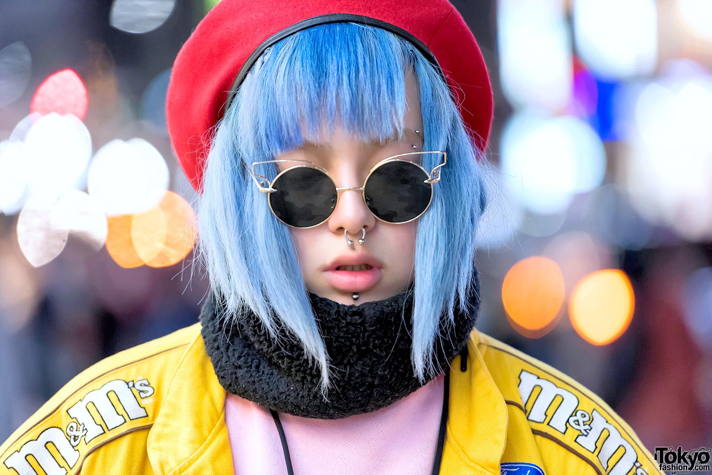 Freak City Dog Harajuku Amp Moschino Street Fashion In Tokyo