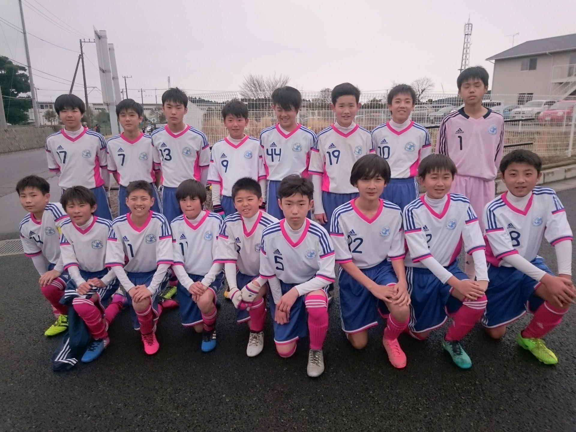 新3年御殿場2017 vs 東調布FC