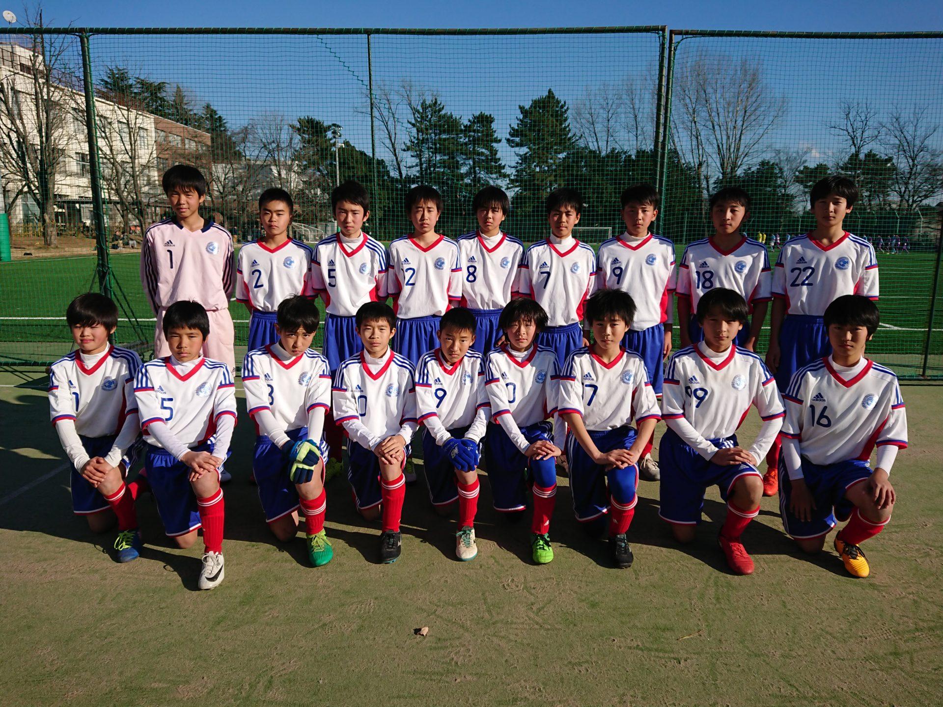 三多摩選抜大会U-13 vs 昭島選抜・東大和 武蔵村山選抜