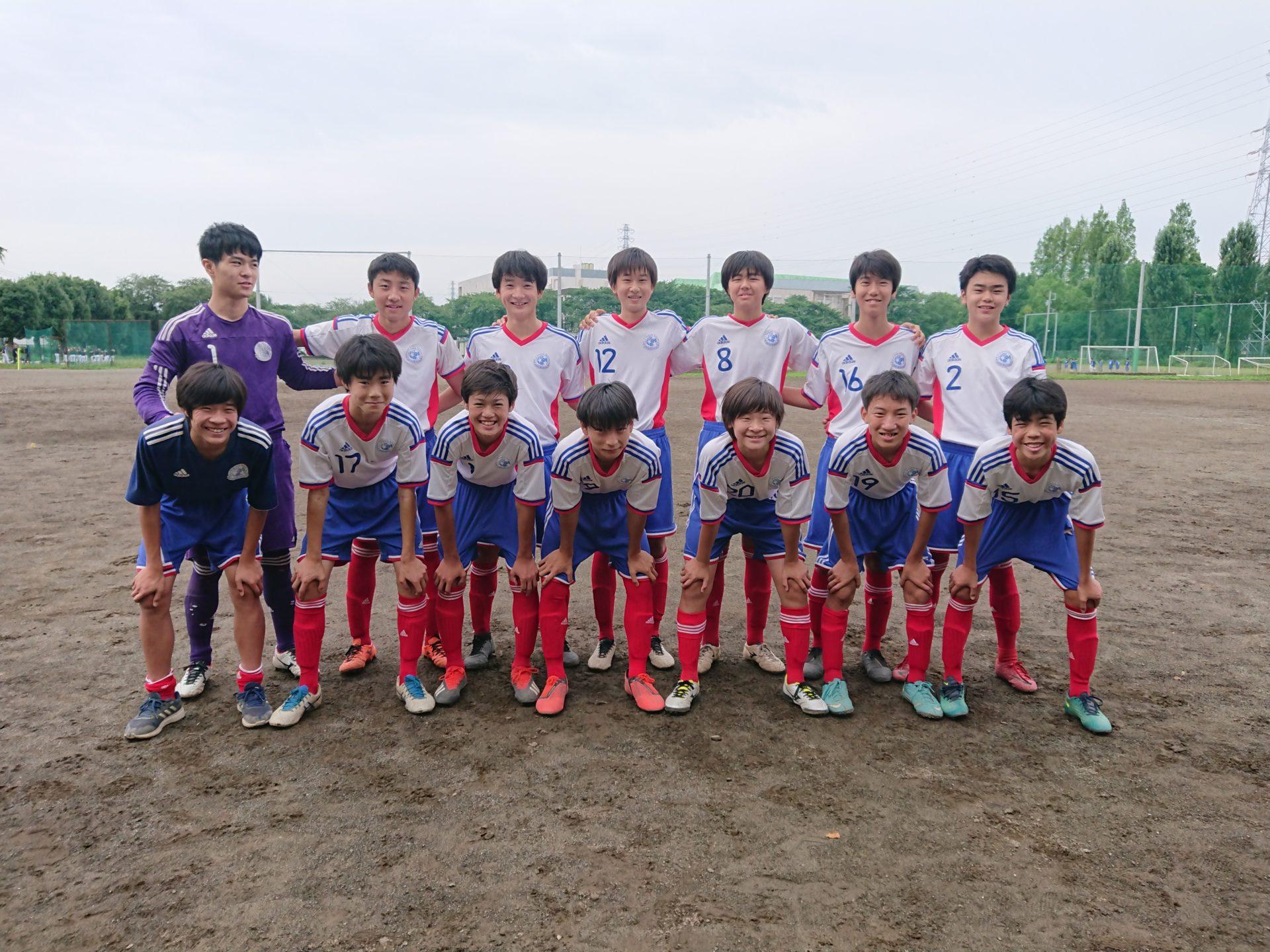 ③TM vs あきる野市立東中学校