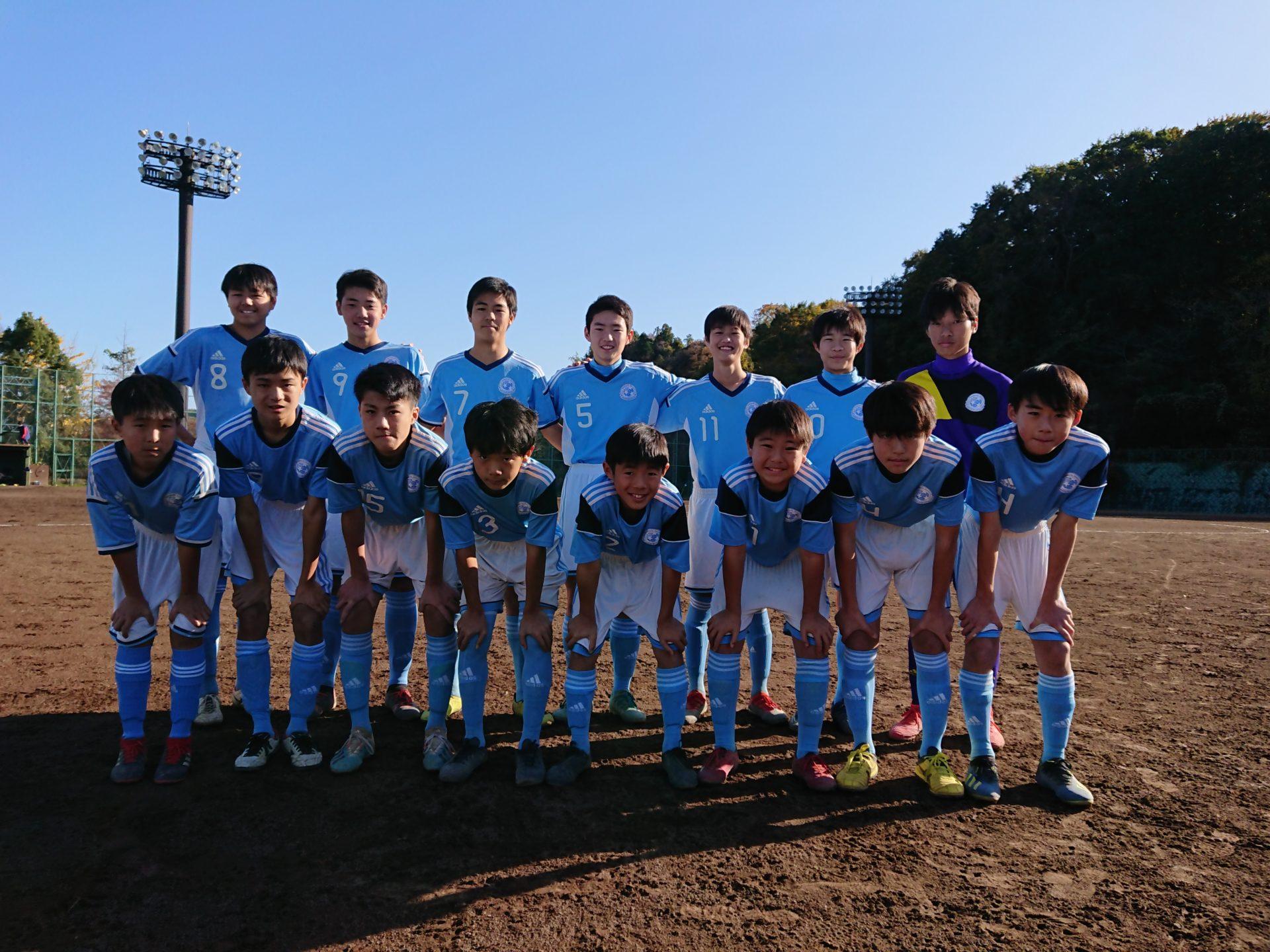 三多摩SSリーグ vs FCアンビシオンU-14・U-13