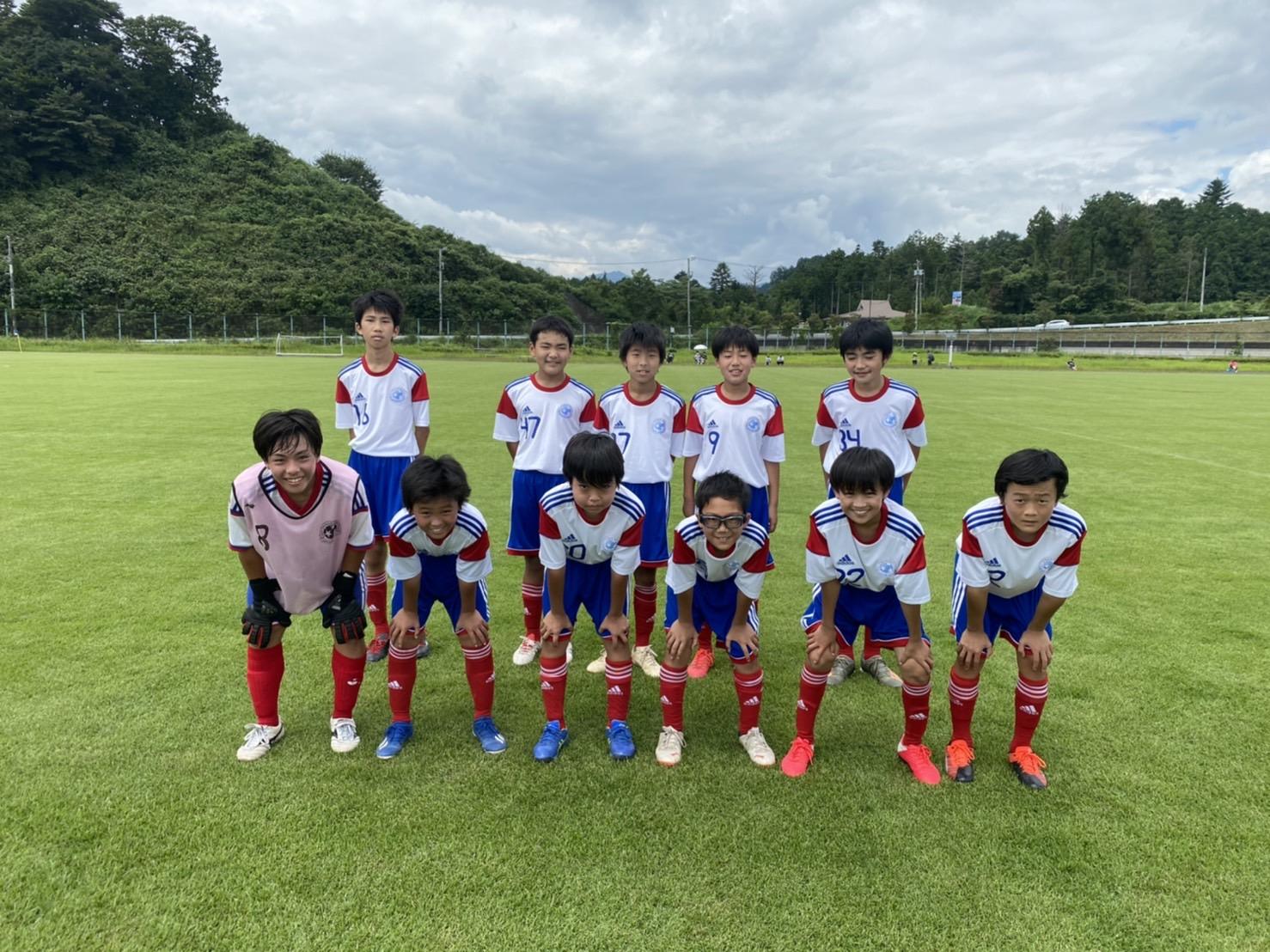 三多摩SSリーグ(U-13)vs ZION FC・TM vs トレドSC