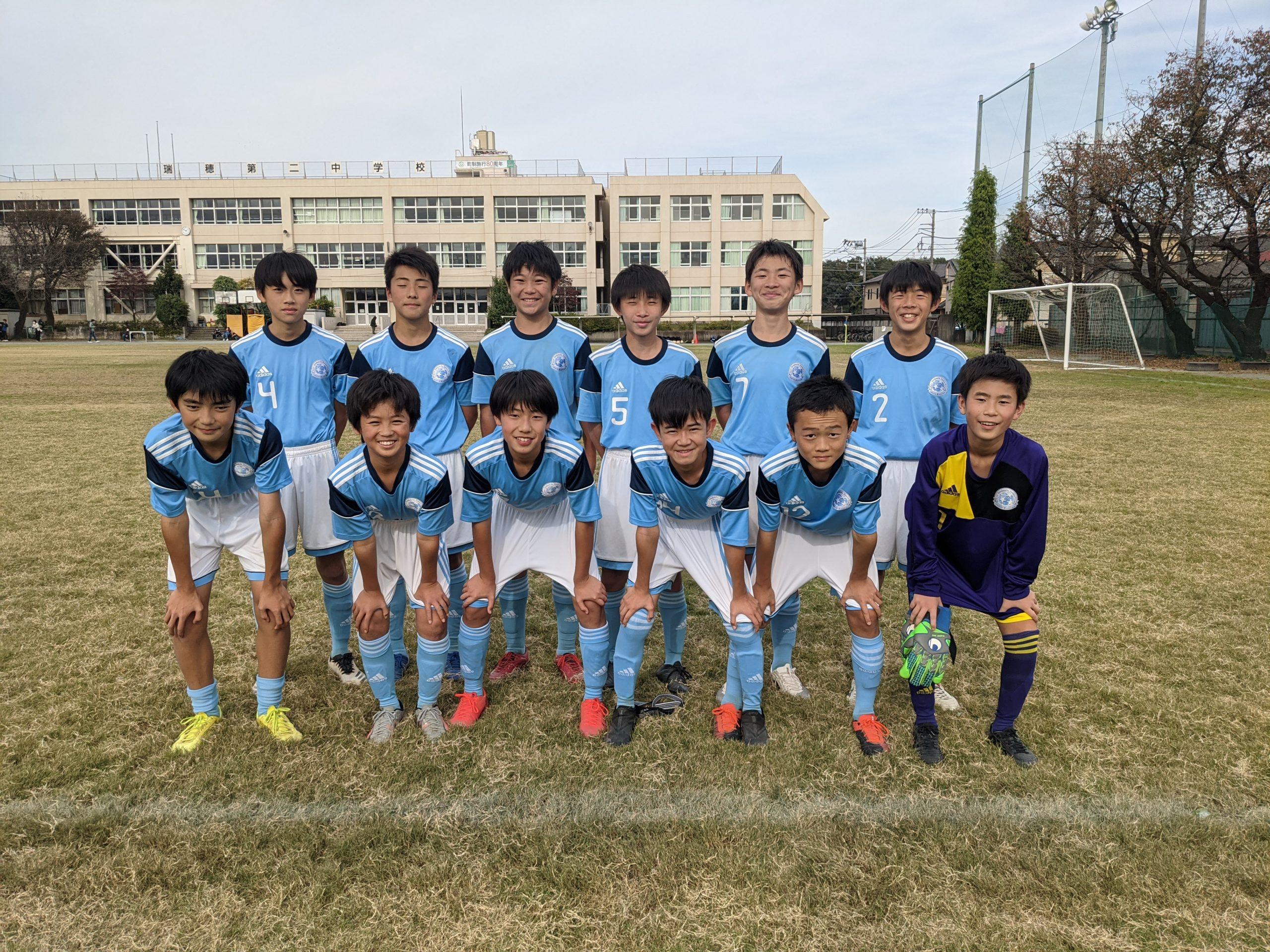 フレッシュカップU-14 vs FC VIDA