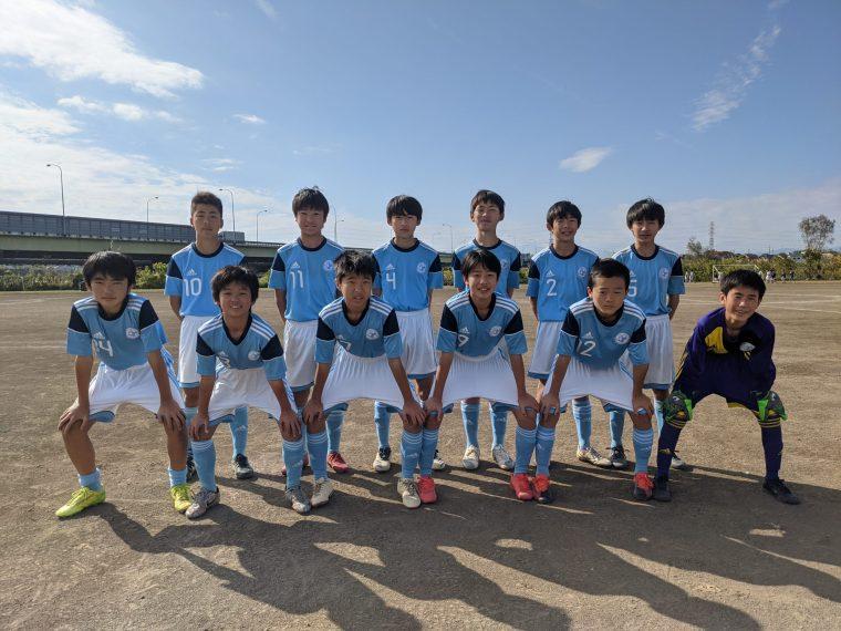 フレッシュカップU-14 vs FC OLE国立