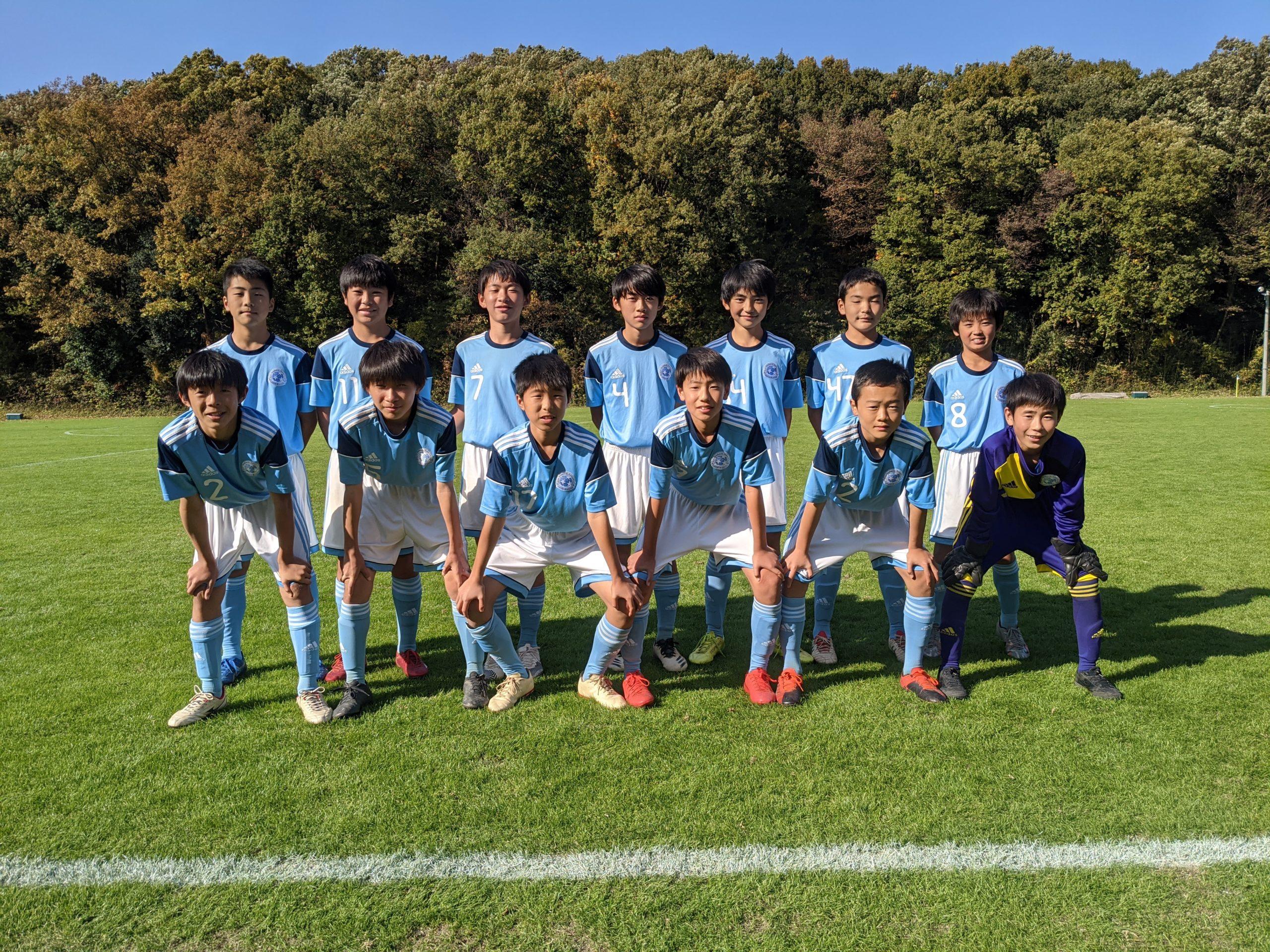 クラブユース選手権U-14 vs FC駒沢